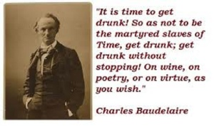 Baudelaire quote