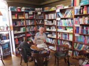 A Reader's Spot