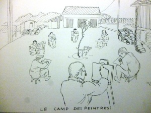The Camp of Painters