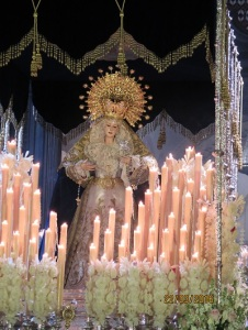 Virgin Mary in Cordoba